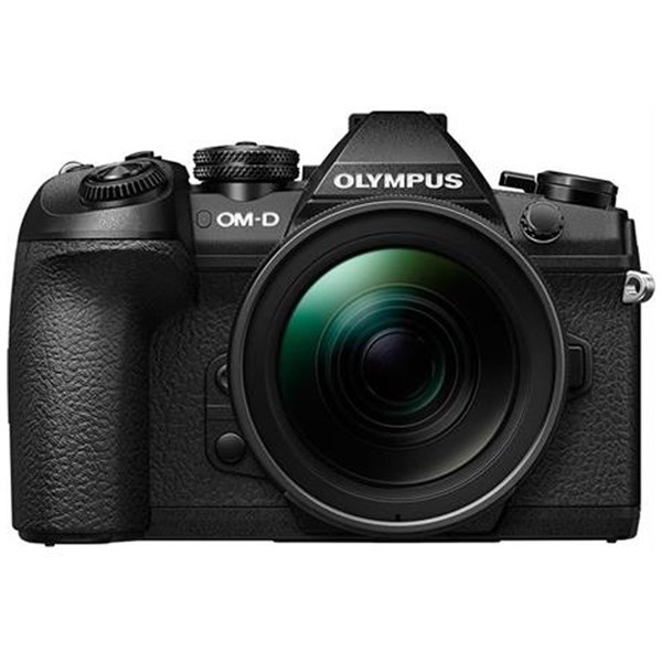 Olympus OM-D E-M1 Mark II mirrorless camera & 12-200 lens
