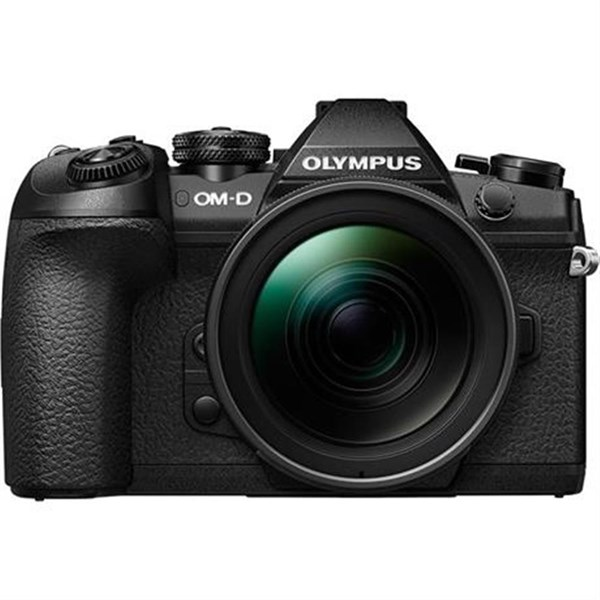 Olympus OM-D E-M1 Mark II Camera With 12-40mm And 40-150mm PRO Lenses