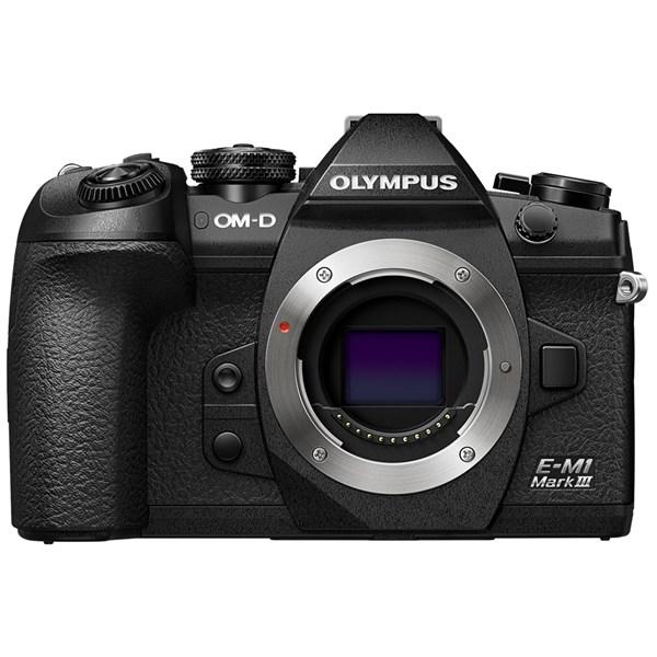 Olympus OM-D E-M1 MK III Mirrorless Camera Body