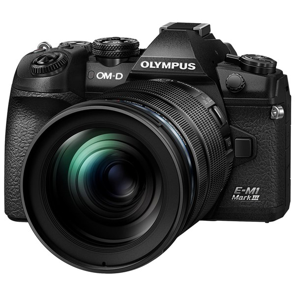 Olympus OM-D E-M1 MK III Camera With 12-100mm f/4 IS PRO Lens Kit