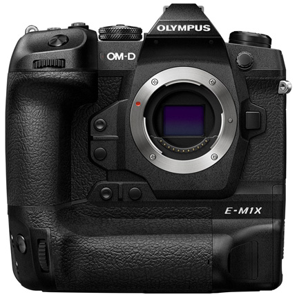 Olympus OM-D E-M1X Mirrorless Camera Body