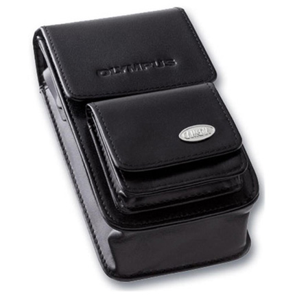 Olympus Universal Leather Case