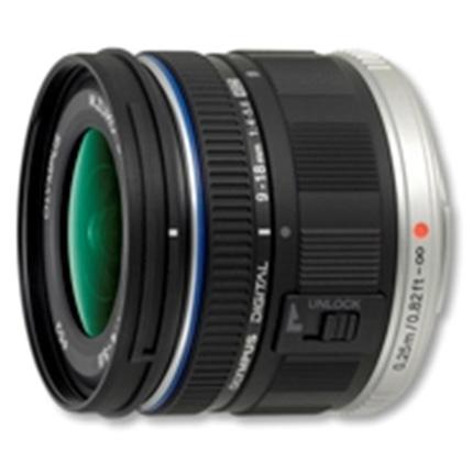 Olympus M.Zuiko Digital ED 9-18mm f/4-5.6 Wide Angle Zoom Lens