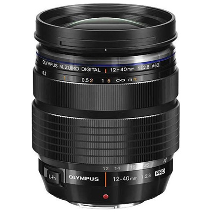 Olympus M.Zuiko Digital ED 12-40mm f/2.8 PRO Zoom Lens