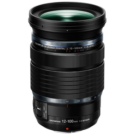 Olympus M.Zuiko Digital ED 12-100mm f/4 IS PRO Zoom Lens