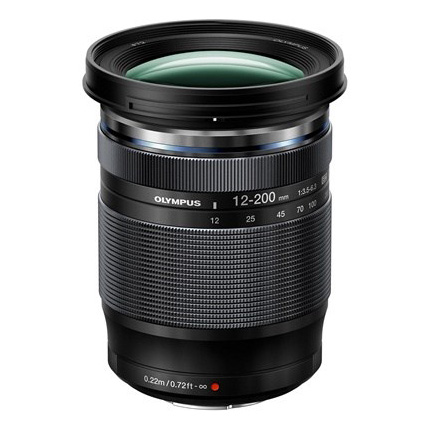 Olympus M.Zuiko Digital ED 12-200mm f/3.5-6.3 Zoom Lens