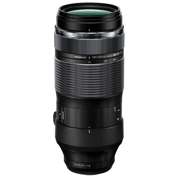 Olympus 100-400mm f/5-6.3 ED M.ZUIKO Lens Black