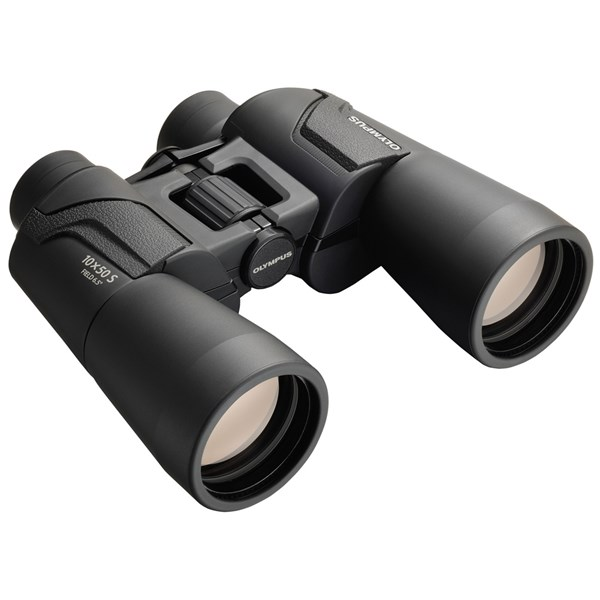 Olympus 10X50 S Binoculars BLK