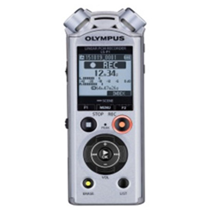 Olympus LS-P1 4GB High Resolution Bluetooth Audio Recorder