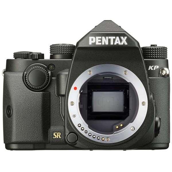 Pentax KP Digital SLR Camera Body Black Ex Demo - missing Charger