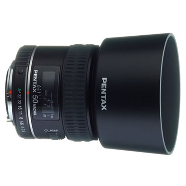 Pentax smc D FA 50mm f/2.8 Macro