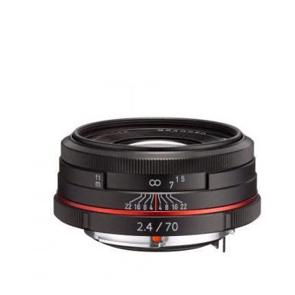 HD Pentax-DA 70mm f/2.4 Limited Lens Black