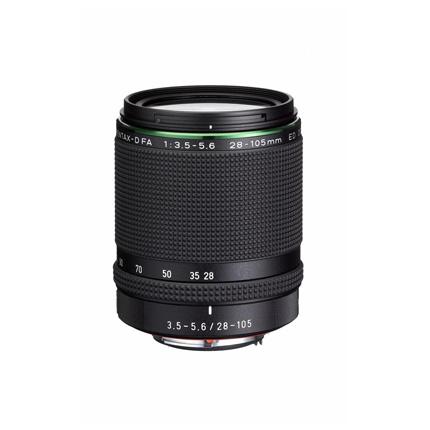 HD Pentax-D FA 28-105mm f/3.5-5.6 ED DC WR Zoom Lens