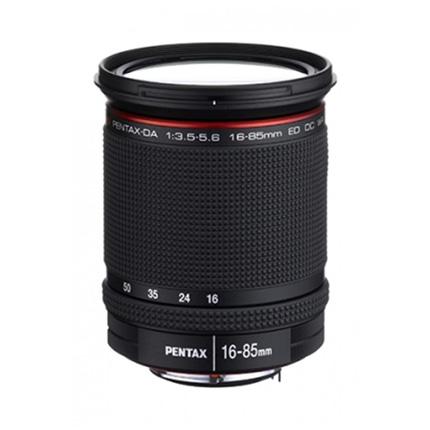 HD Pentax-DA 16-85mm f/3.5-5.6 ED DC WR Zoom Lens