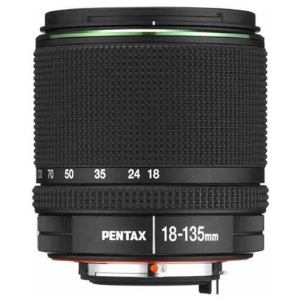 SMC Pentax-DA 18-135mm f/3.5-5.6 ED AL IF DC WR Zoom Lens