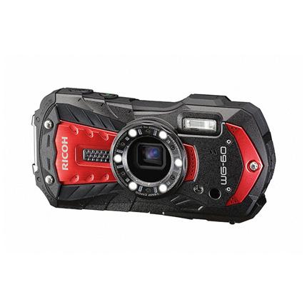 Ricoh WG-60 Red underwater digital compact camerat