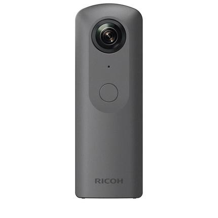 Ricoh Theta V 360 Camera Grey Video 02