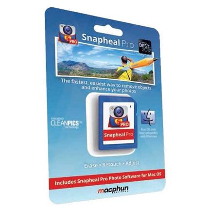 MacPhun Snapheal Pro 1.0 (on SD Card)