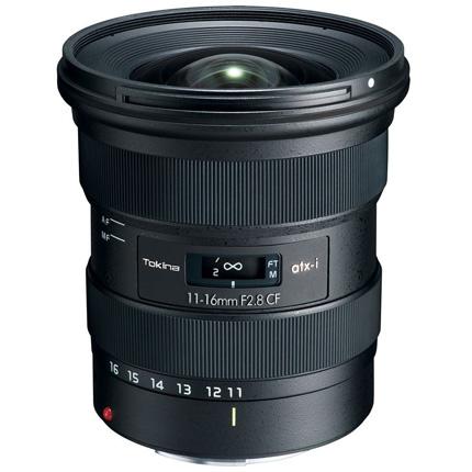 Tokina 11-16mm f/2.8 ATX-i CF Canon EF Mount