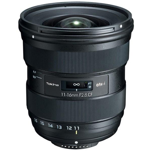 Tokina 11-16mm f/2.8 ATX-i CF Nikon F Mount