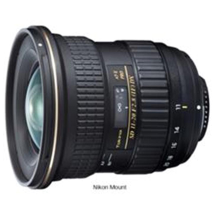 Tokina AT-X 11-20mm f/2.8 PRO DX Wide Angle Zoom Lens Nikon F Mount