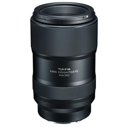 Tokina Firin 100mm f/2.8 FE Macro Lens Sony E Mount