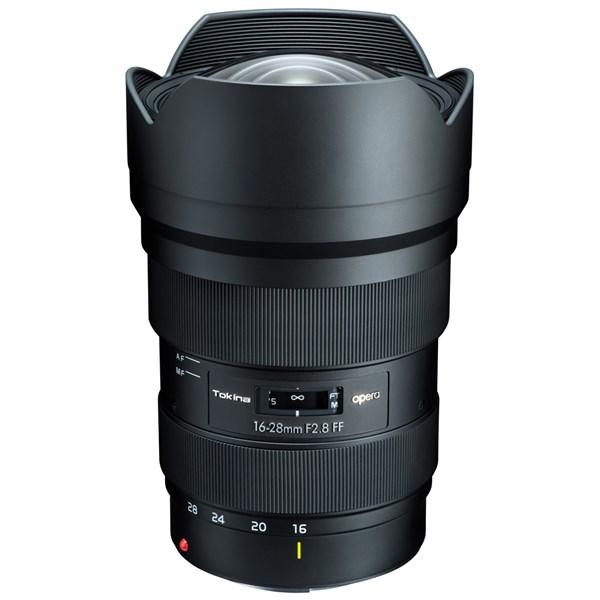 Tokina Opera 16-28mm F2.8 FF Lens - EF