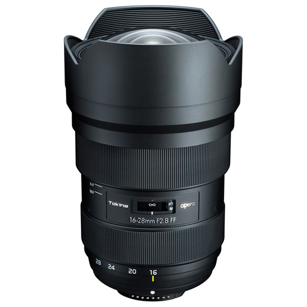Tokina Opera 16-28mm F2.8 FF Lens - AF