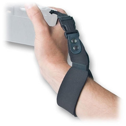 Optech Neoprene Wrist Strap Black