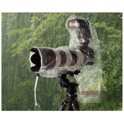 Optech Rainsleeve Flash x2