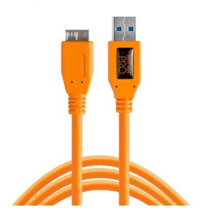 Tether Tools TetherPro USB 3 male-Micro-B