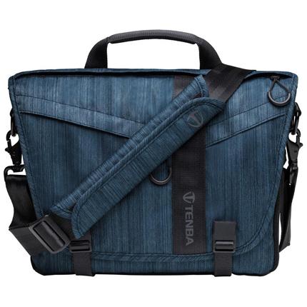 Tenba DNA 10 Messenger Bag Cobalt