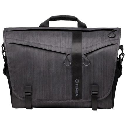 Tenba DNA 15 Messenger Bag Graphite