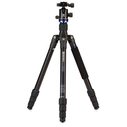 Benro Travel Angel Series 2 4-Section Aluminium Tripod Kit