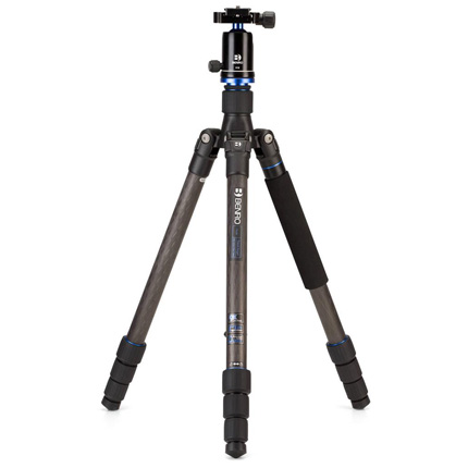 Benro Travel Angel Series 2 5-Section Carbon Fibre Tripod Kit
