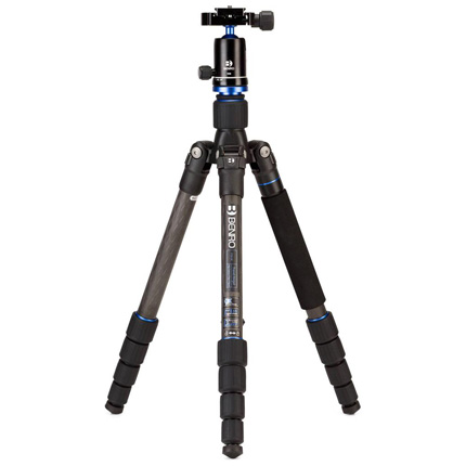 Benro Travel Angel Series 1 5-Section Carbon Fibre Tripod Kit