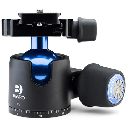 Benro G2 Low-Profile Triple Action Ball Head