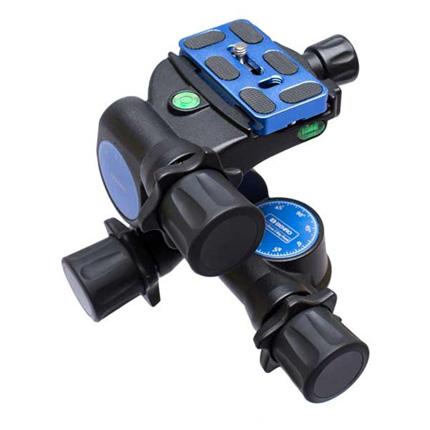 Benro GD3WH Precision Geared Tripod Head