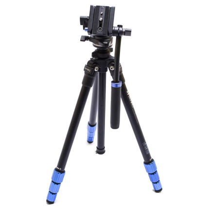 Benro Slim Video Aluminium Tripod Kit