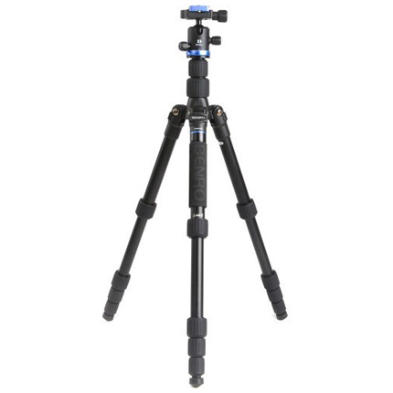 Benro iFoto Series 1 5-Section Carbon Fibre Tripod Kit