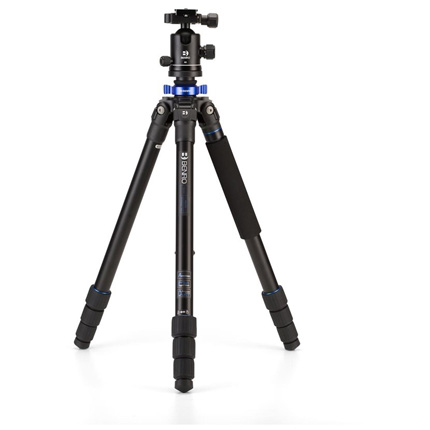 Benro Mach3 Series 2 4-Section Aluminium Tripod with Ball Head Kit