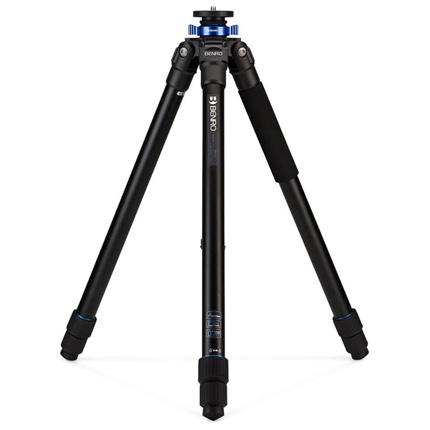 Benro Mach3 Series 4 3-Section Aluminium Long Tripod