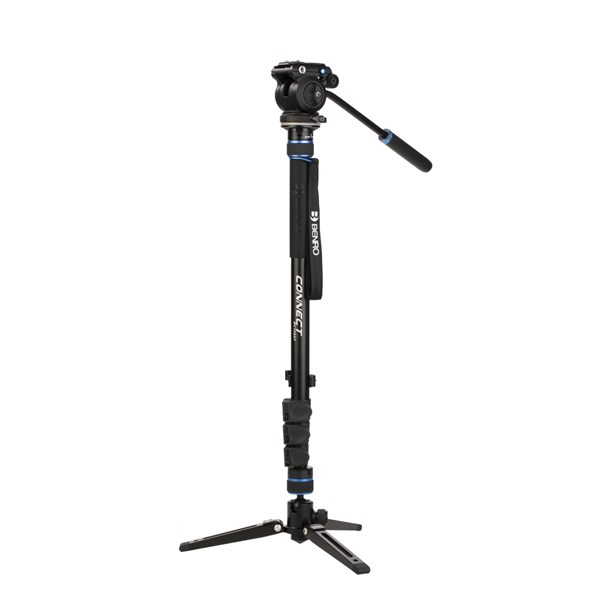 Benro MCT28AF Aluminuim Connect Monopod Kit with S2PRO Head