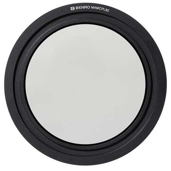 Benro 82mm Magnetic Circular Polarising Filter for FH100M3