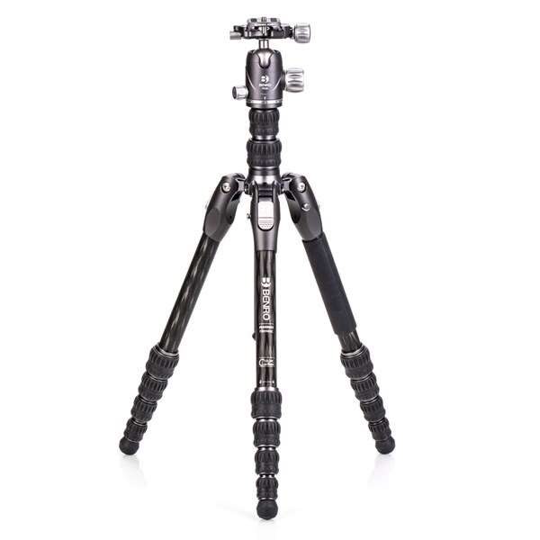 Benro Rhino Carbon Fiber Zero Series Travel Tripod with VX20 Head