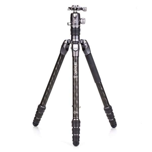 Benro Rhino Carbon Fiber Two Series Travel Tripod with VX25 Head