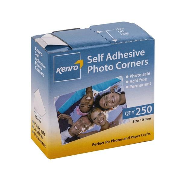 Kenro PC104 Self Adhesive Photo Corners