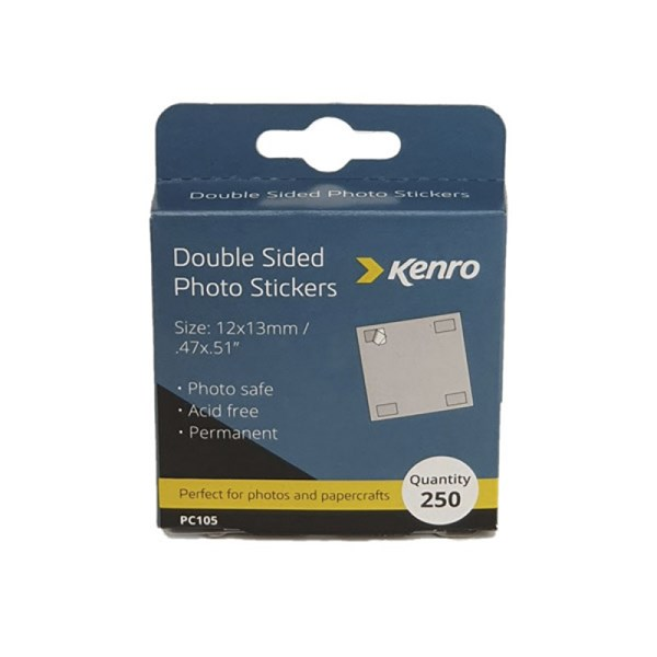 Kenro PC105 Double Sided Photo Stickers