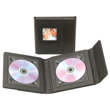 Kenro Signature Pro Double CD Folio