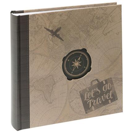 Kenro Travel Series - Lets Go Travel Album 200 6x4